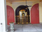 Entrance Of The Bonnet House