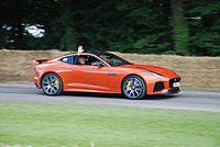 Jaguar F Type Svr Coupé