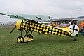 Fokker D.VIII Lt See Gotthard Sachsenberg LSide Dawn Patrol NMUSAF 26Sept09 (14597970974).jpg
