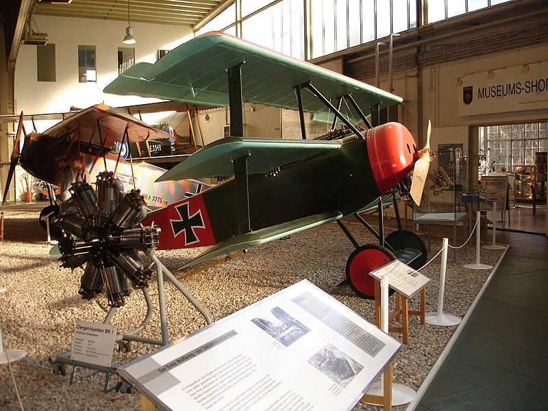 File:Fokker Dr.I.JPG