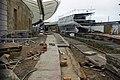 Folkestone Harbour Station restoration (geograph 5557056).jpg