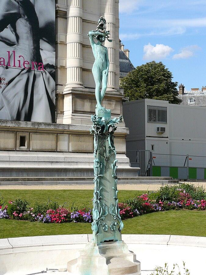 fontaine de l'Avril