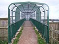 Footbridge Over The M6 Toll - geograph.org.uk - 263571.jpg
