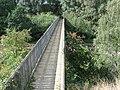 Footbridge over railway near Morton - geograph.org.uk - 234779.jpg