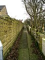 Footpath - Old Station Way - geograph.org.uk - 1187999.jpg