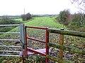 Footpath near Seend Cleeve - geograph.org.uk - 1577728.jpg