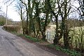 Footpath off denstroude Lane - geograph.org.uk - 1210571.jpg