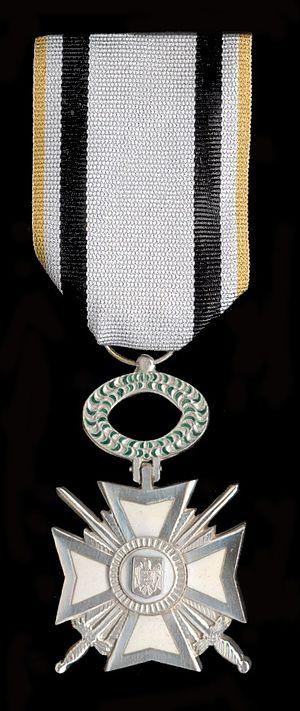 Order For Merit - Image: For Merit Order Knight War Obverse 1