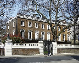 Forbes House, Belgravia - Forbes House