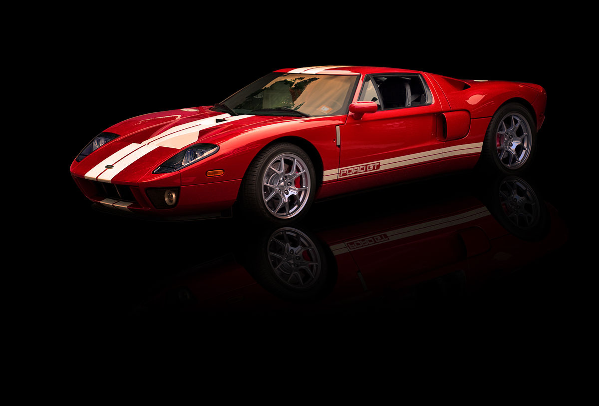 Ford GT — Wikipédia