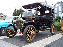 Ford Modell T - 1914, in Herzogenrath