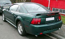 Ford Mustang rear 20080225.jpg