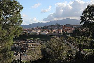 Fordongianus Comune in Sardinia, Italy