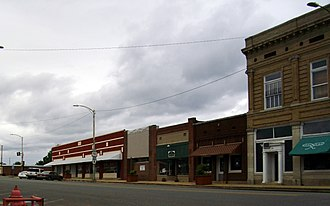 Fordyce Commercial Historic District - Image: Fordyce Commercial Historic District