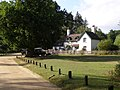 Forest Keeper's cottage, Holidays Hill, New Forest - geograph.org.uk - 237074.jpg