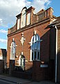 Former Independent Meeting House, 10 The Pallant, Havant (NHLE Code 1092127) (May 2019) (1).jpg
