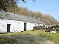 Former cowshed attached to Ty Uchaf Cottage - geograph.org.uk - 405381.jpg