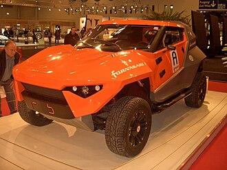 Fornasari - Fornasari Racing Buggy