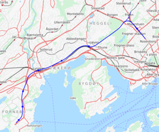 Fornebu Line