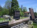 Forsvik, den 9 juni 2006, slussen vid Göta kanal.JPG