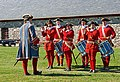 Fortress Lousbourg DSC02361 - Military Band (8176370847).jpg