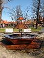 Fountain in Park im. Lecha i Marii Kaczyńskich, Sopot.jpg