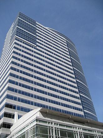 TVA Architects - Fox Tower, Portland, Oregon