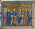 Français 2754, fol. 198, Philippe Auguste et Richard Coeur de Lion.jpeg