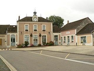 Savins Commune in Île-de-France, France