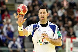 Franck Junillon (MT Melsungen) - Handball player of France (1).jpg