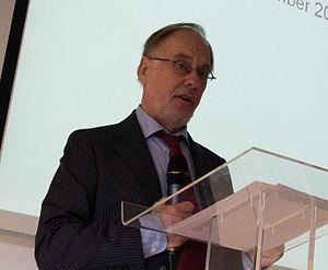 Frank Pieter Israel - Israel opens the Skepsis Congres 2014.