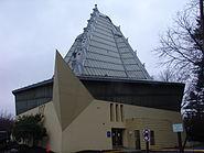 Frank Lloyd Wright - Beth Sholom Synagogue 4