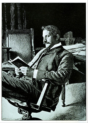 Frank Nelson Doubleday - Frank N. Doubleday by V. Floyd Campbell