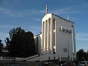 Frankfurt heiligkreuzkirche