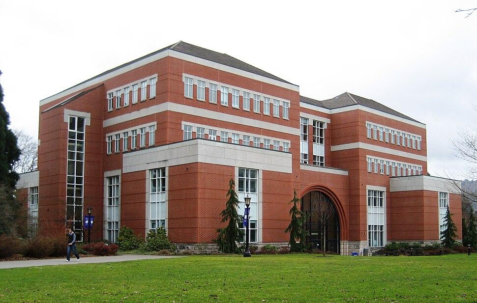 Franz Hall University of Portland