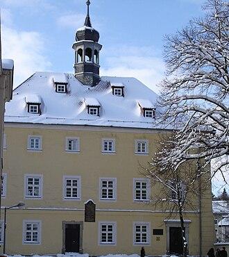 Jean Paul - Jean-Paul-Gymnasium Hof