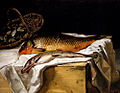 Frederic Bazille - Still life with fish 1866.jpg