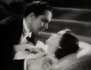 Death Takes a Holiday - Fredric March and Evelyn Venable