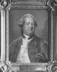 Fredrik Ulrik Insenstierna, 1723-1768