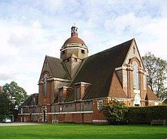 Free Church, Hampstead Garden Suburb