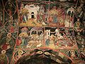 Frescos in Dormition of the Theotokos church in Zervati.jpg