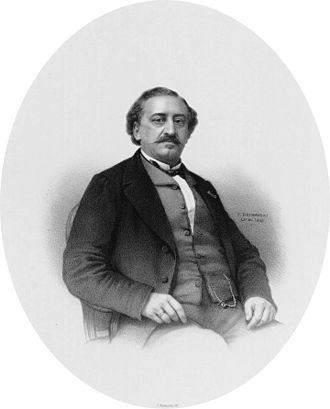 Friedrich von Flotow - Friedrich von Flotow, 1866