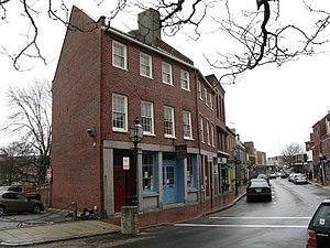 Front Street Block - Front Street Block