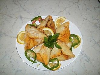 Lebanese cuisine - Ftayer be lefet (turnip turnovers)