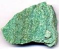 Fuchsitic quartzite (Elmers Rock Greenstone Belt, Archean, -2.54 Ga; abandoned quarry west of Squaw Mountain, eastern Laramie Range, Wyoming, USA) (15067510238).jpg