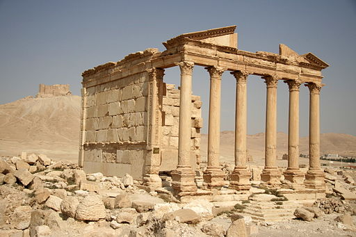 Funeral temple No 86, Palmyra
