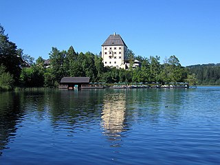 Schloss Fuschl château
