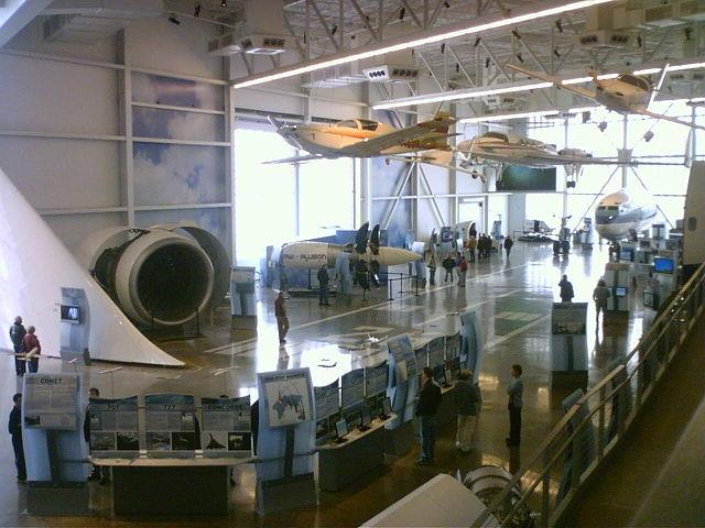 Future of Flight Aviation Center & Boeing Tour_1