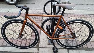 Fyxation - Fyxation Eastside bicycle