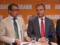 Göran Hägglund och Jan Björklund, 2013-09-09 02.jpg